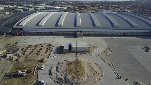 Company supplies Western Cape-based distribution centre