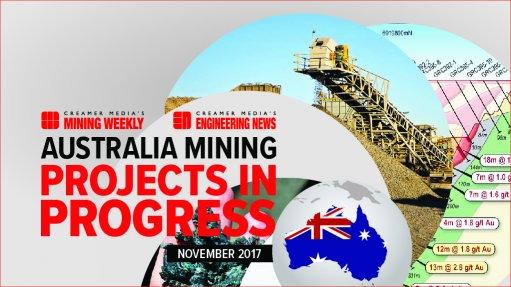 Australia Mining Projects in Progress 2017 (PDF Report)