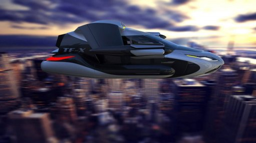 Volvo Cars owner buys US flying car aspirant, targets 2019 launch