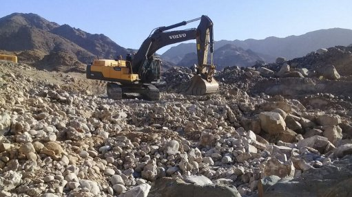 Canadian junior mining company makes progress in Northern Cape