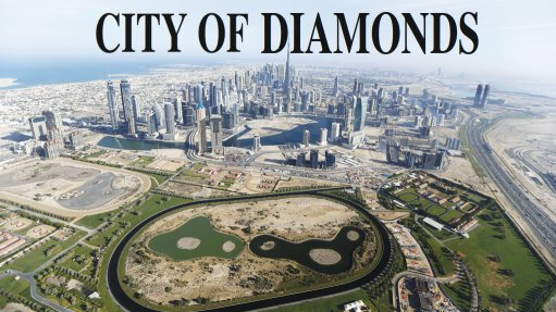 New polishing facility a boost to Dubai's status as a diamond trading centre