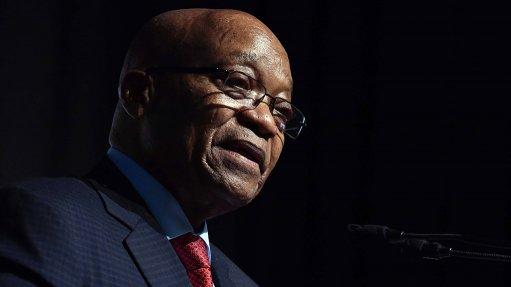 Africans must drive African trade – Zuma