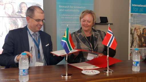 South Africa, Norway announce new oceans research programme