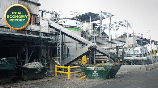 Liquid carton recycling plant brings new, high-quality stream of fibre