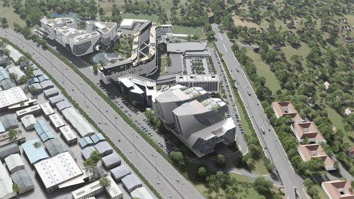 Business park to be redeveloped as mixed-use precinct – Atterbury