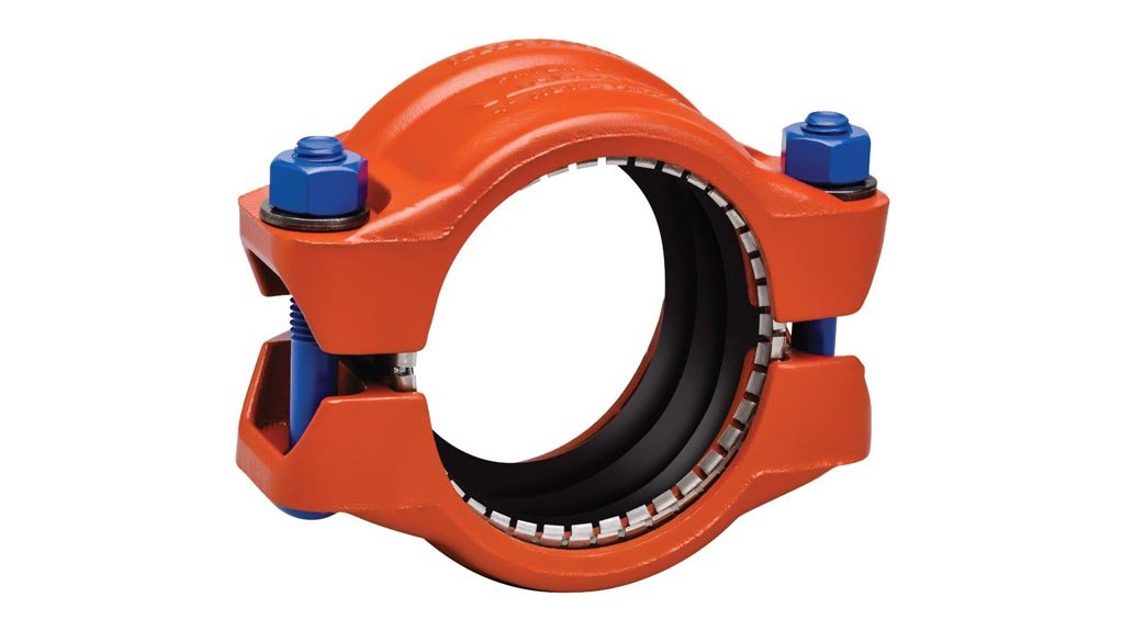 PIPE JOINING SOLUTION  Victaulic's new Refuse-to-Fuse technique enables coupling of large and small-diameter pipes without fusing in just a matter of minutes