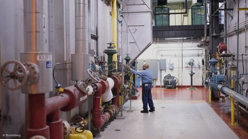 Efficient boiler inspection saves downtime at power station