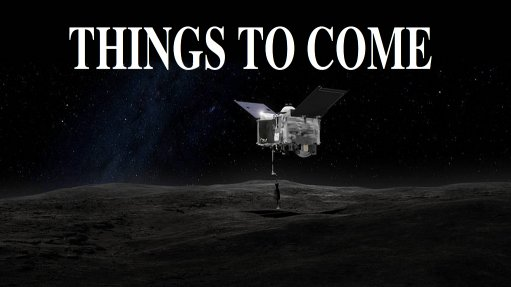 Space mining is getting close to reality