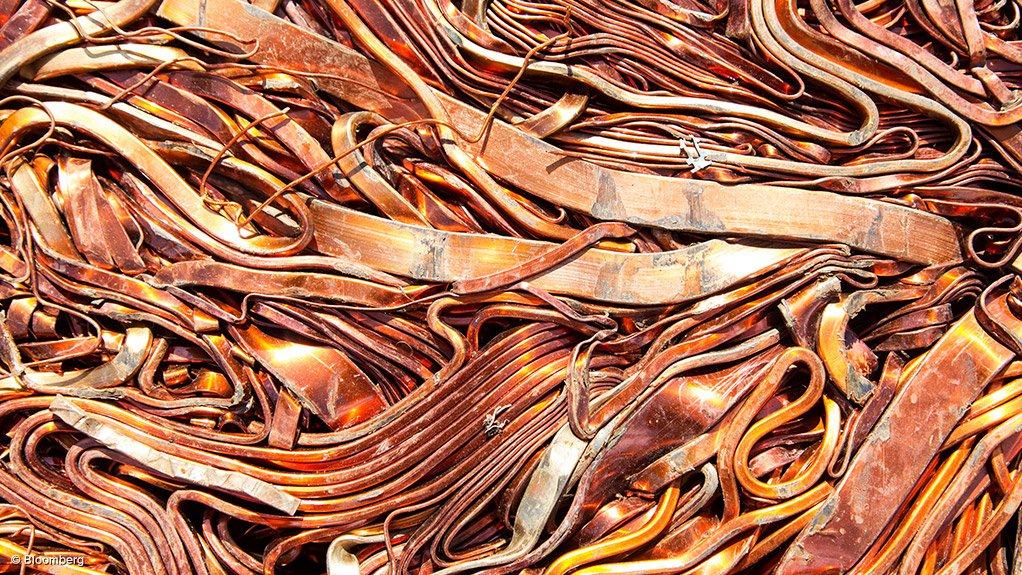 Global copper deficit grows to 181 000 t during first three quarters of 2017