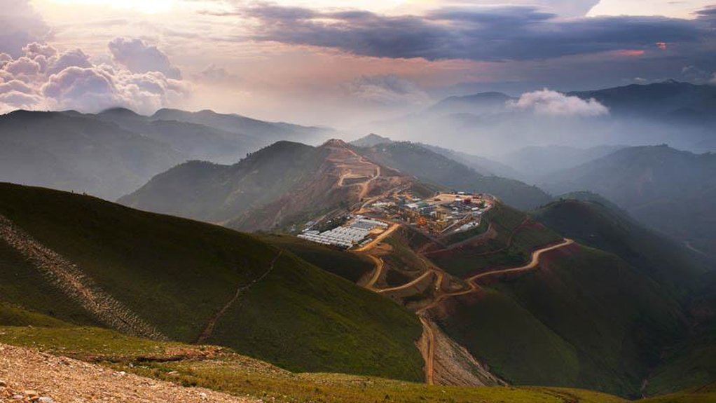 Banro's Twangiza mine, DRC