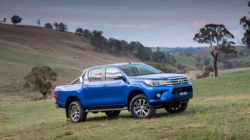 Hilux, Polo Vivo top 2017 new-vehicle sales charts yet again