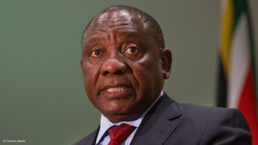 Ramaphosa to lead South African delegates at World Economic Forum