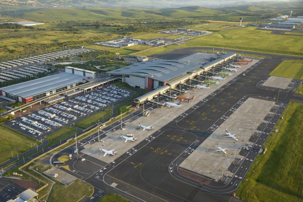 AEROTROPOLIS DEVELOPMENT  King Shaka International Airport, in KwaZulu-Natal, will feature the aerotropolis development