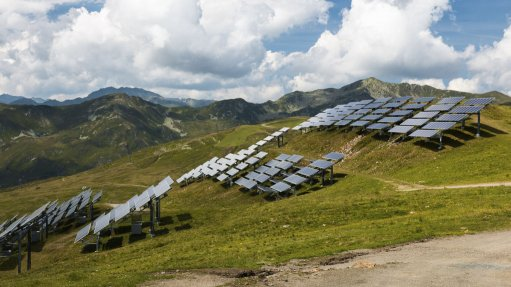 Microgrids using  solar energy to meet energy demands
