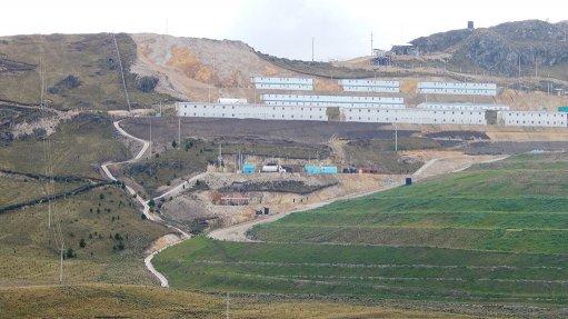 Tantahuatay mine, Peru
