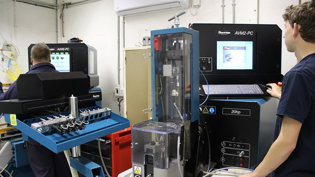 RFI Keeps Pace With Fast-Moving Diesel Injector Technology