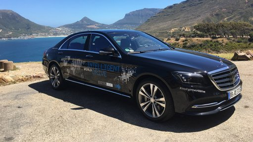 Autonomous driving in SA faces pedestrian, road sign challenges, finds Merc
