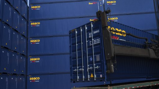 INNOVATIVE DESIGN  SeaPC+ cellular palletwide containers are suitable for rail and road transport