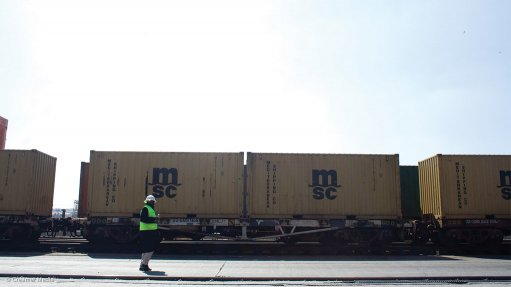 FREIGHT RAIL ON THE MOVE  Transnet's market demand strategy aims to shift freight from road to rail