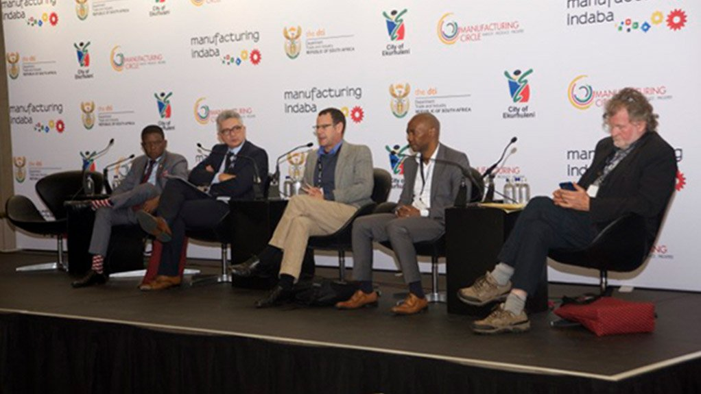 CHALLENGES & OPPORTUNITIES The Manufacturing Indaba will focus on Africa's manufacturing potential