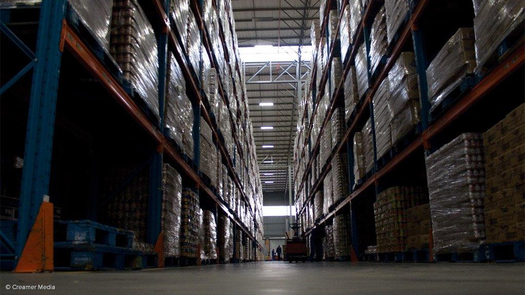 PLAN AND OPTIMISE LOGISTICS Digital production environment helps plan and optimise logistics accordingly