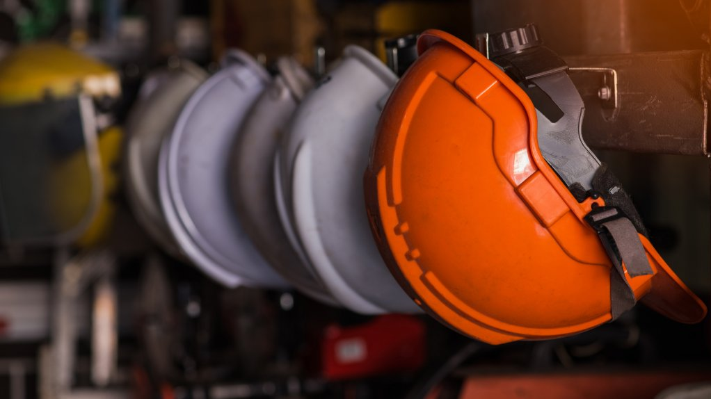 A GROWING INDUSTRY The personal protective equipment industry had a turnover of about R57-million over the last financial quarter of 2017 and an 11% turnover increase from 2016 to 2017
