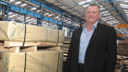Multistage line a first for  South Africa, to reduce scrap  rate in automotive industry