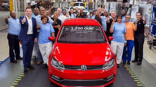 VWSA passenger  car market leader for seventh consecutive year