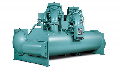 Johnson Controls' dual centrifugal chiller selected  for cooling system at Ghana gold mine