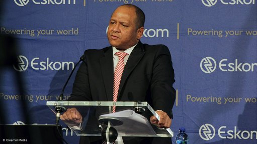 Eskom cannot commit to nuclear expansion – acting CFO