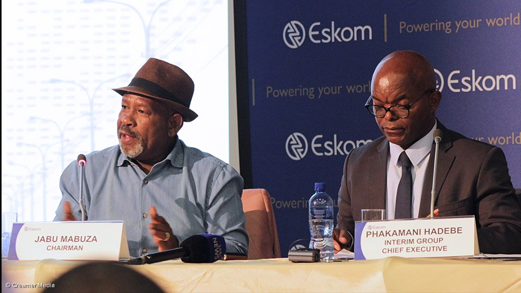 Eskom looking beyond shareholder to tackle 'unsustainable' capital