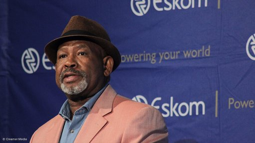 Eskom looking beyond shareholder to tackle 'unsustainable' capital structure