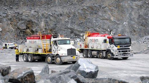 Blasting company returns to Mining Indaba