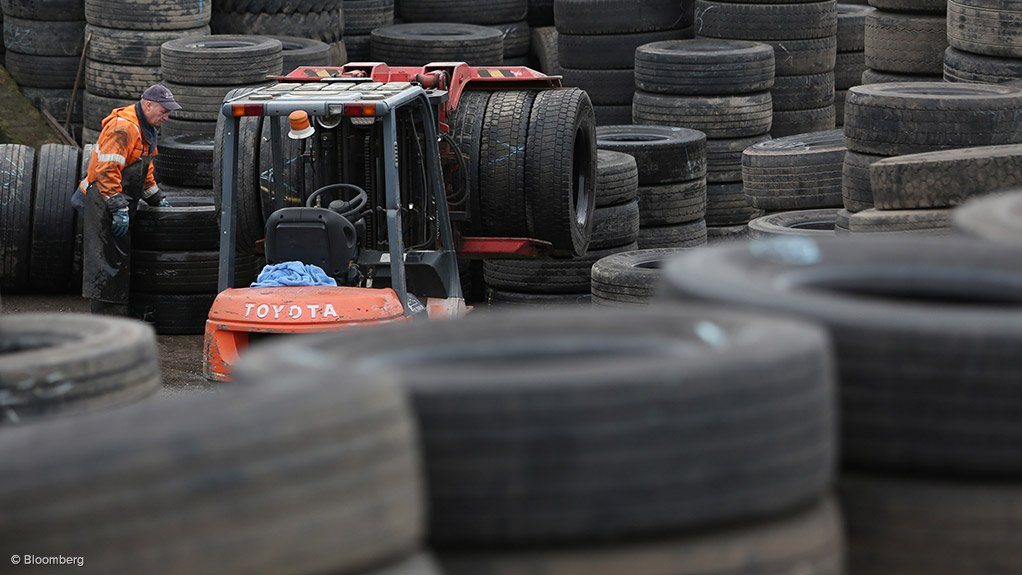 DRIVING CHANGE   A partnership initiative between Dunlop and Ithala will counter the growing number of illegal, dangerous second-hand tyres being sold to consumers