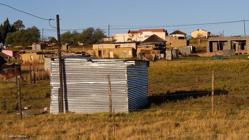 DEVELOPMENT  The face of township and rural economies where unemployment, poverty and inequality are still rampant, is fast changing