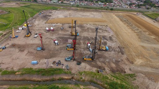 Projects boding well for geotechnical contractor