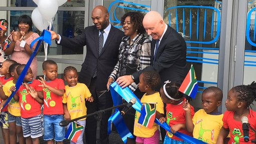 BMW SA opens R73m training centre at Rosslyn plant