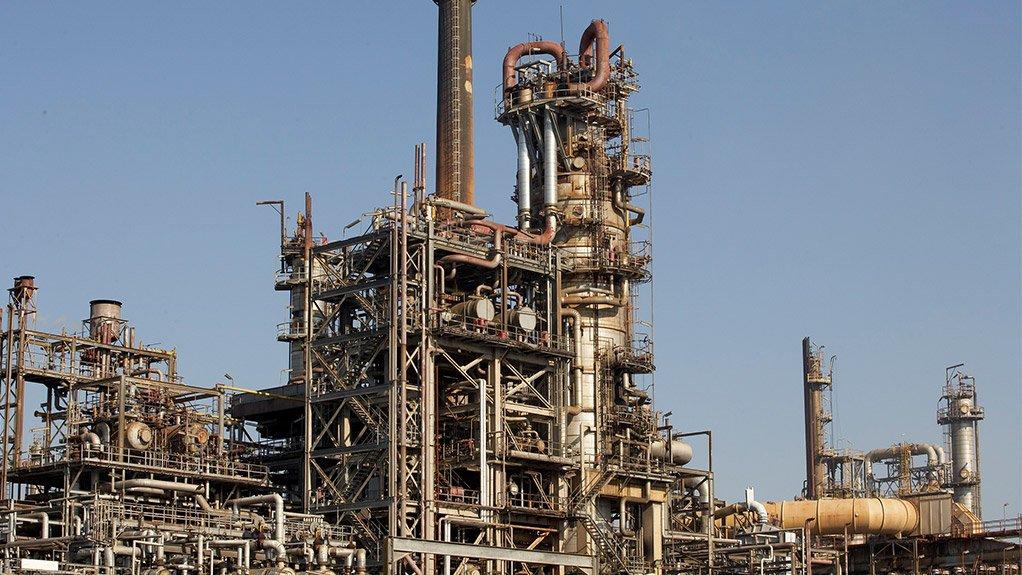 Engen Refinery to undergo planned routine maintenance