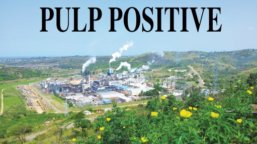 SA pulp and paper group moves to consolidate dissolving pulp leadership
