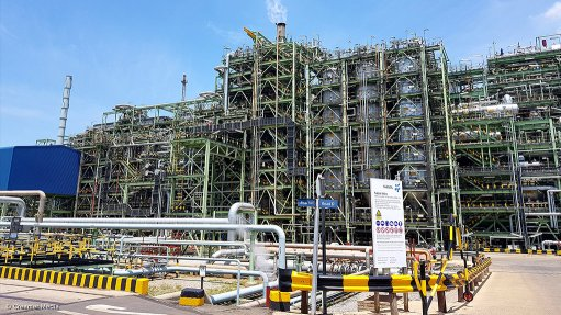Sasol successfully commissions Phase 2 of wax expansion plant