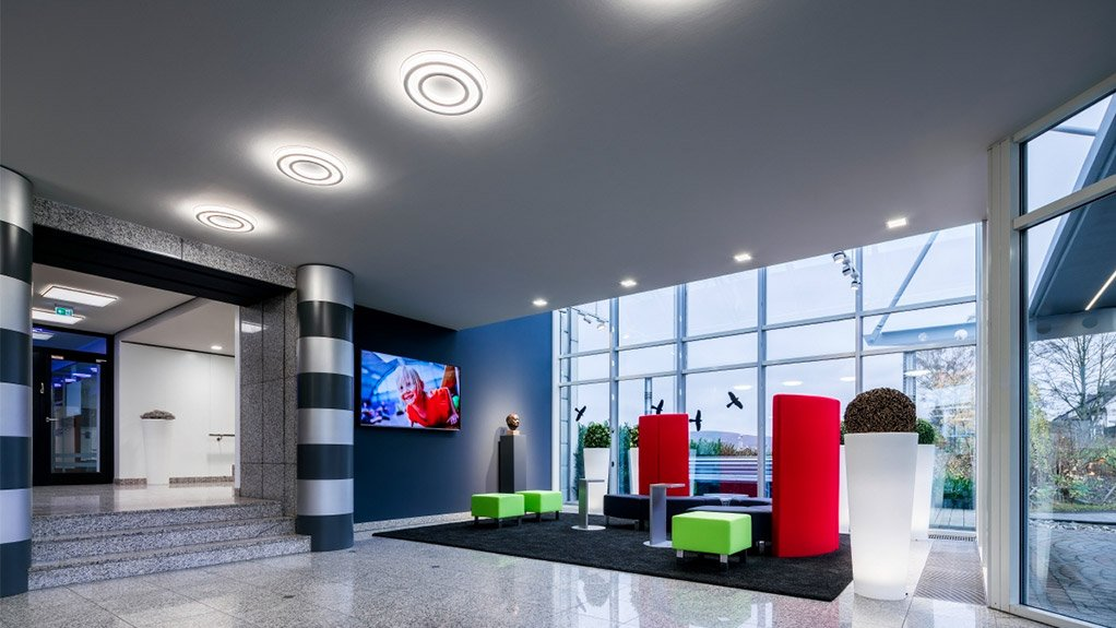 ENLIGHTENING Luminaires are no longer just sources of light and are becoming far more intelligent technologies
