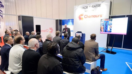 SKILLS TRANSFER The show offered over 20 highly-attended CPD accredited seminars