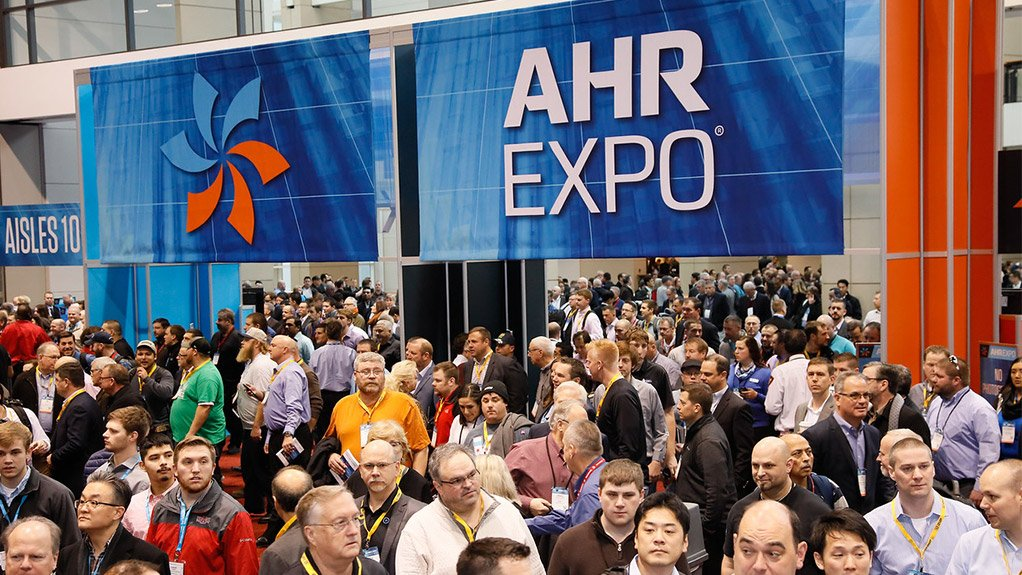 EXPO EXTRAVAGANZA More than 72 000 people attended the AHR Expo