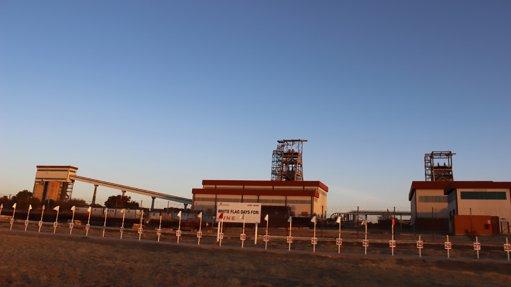 Joel mine, South Africa