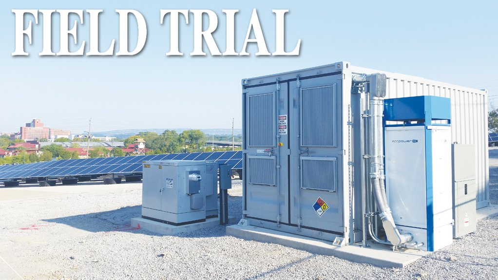 South Africa to pilot first utility-scale vanadium redox flow battery