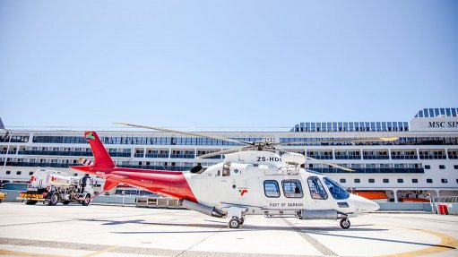 New helicopters ordered for TNPA's Durban, Richards Bay ports