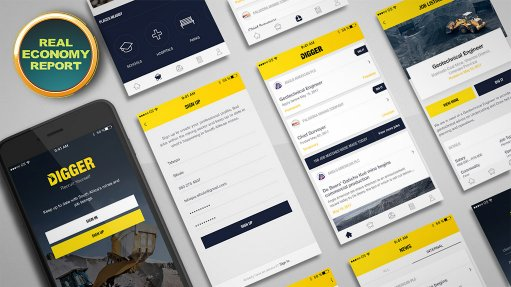 Innovative mining-specific staff recruitment, management app developed