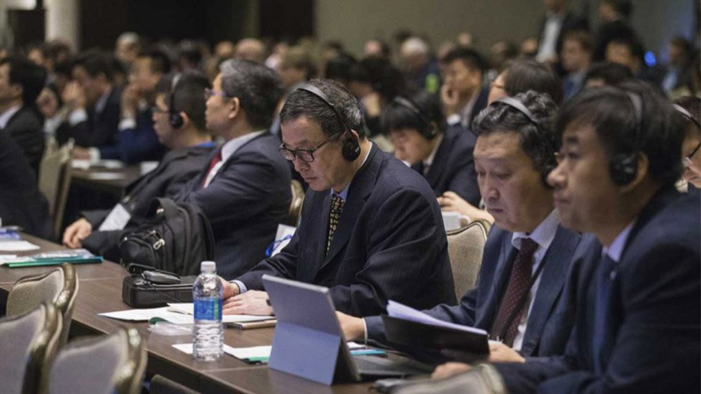 DIVERSE ATTENDANCE There will be 1 300 attendees from more than 40 countries at this year's World Petrochemical Conference