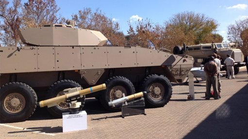 Union threatens protest action at defence group Denel