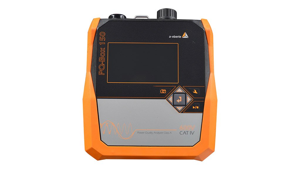 ANALYSIS SOFTWARE The PQ Box 150 analysis software automatically generates reports adhering to IEC 61000-2-2 standard